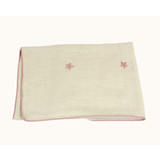 Baby Blanket Pink Star