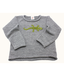 Gekko Grey Sweater