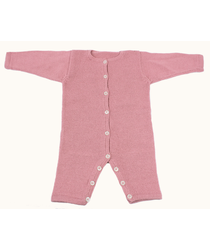 Pink Baby Gro